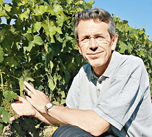 Alain Moueix from Château Fonroque - Cælestis co-founder
